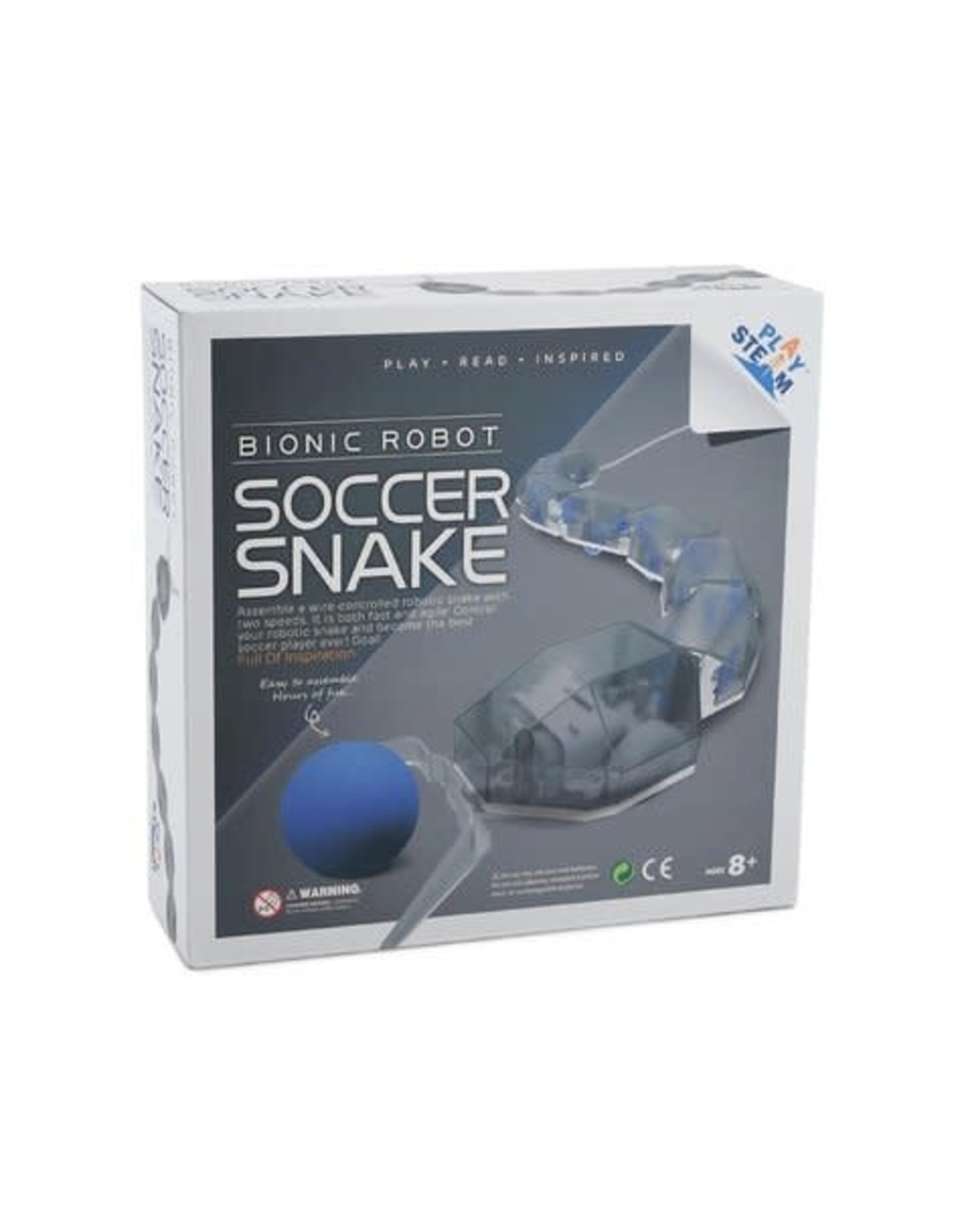 PlaySteam Bionic Robot Soccer Snake
