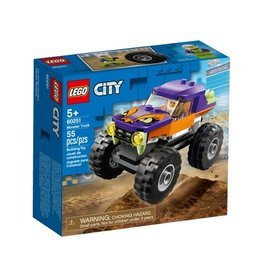 LEGO LEGO City, Monster Truck
