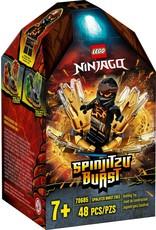 LEGO LEGO Ninjago, Spinjitzu Burst, Cole