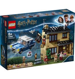 LEGO LEGO Harry Potter, 4 Privet Drive