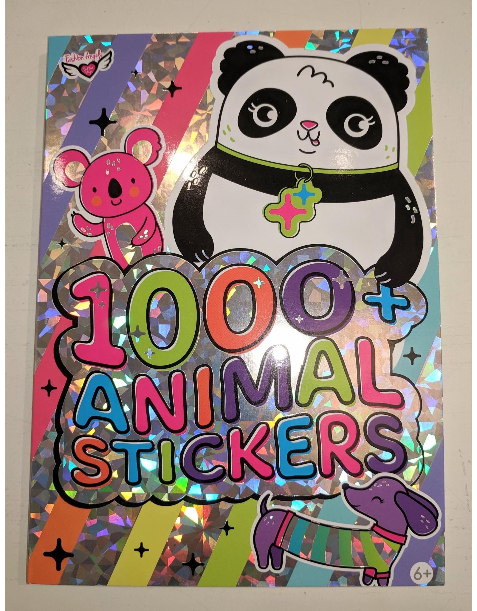 Fashion Angels 1000+ Animal Stickers