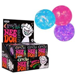 Schylling Crystal Nee Doh Squeeze Ball