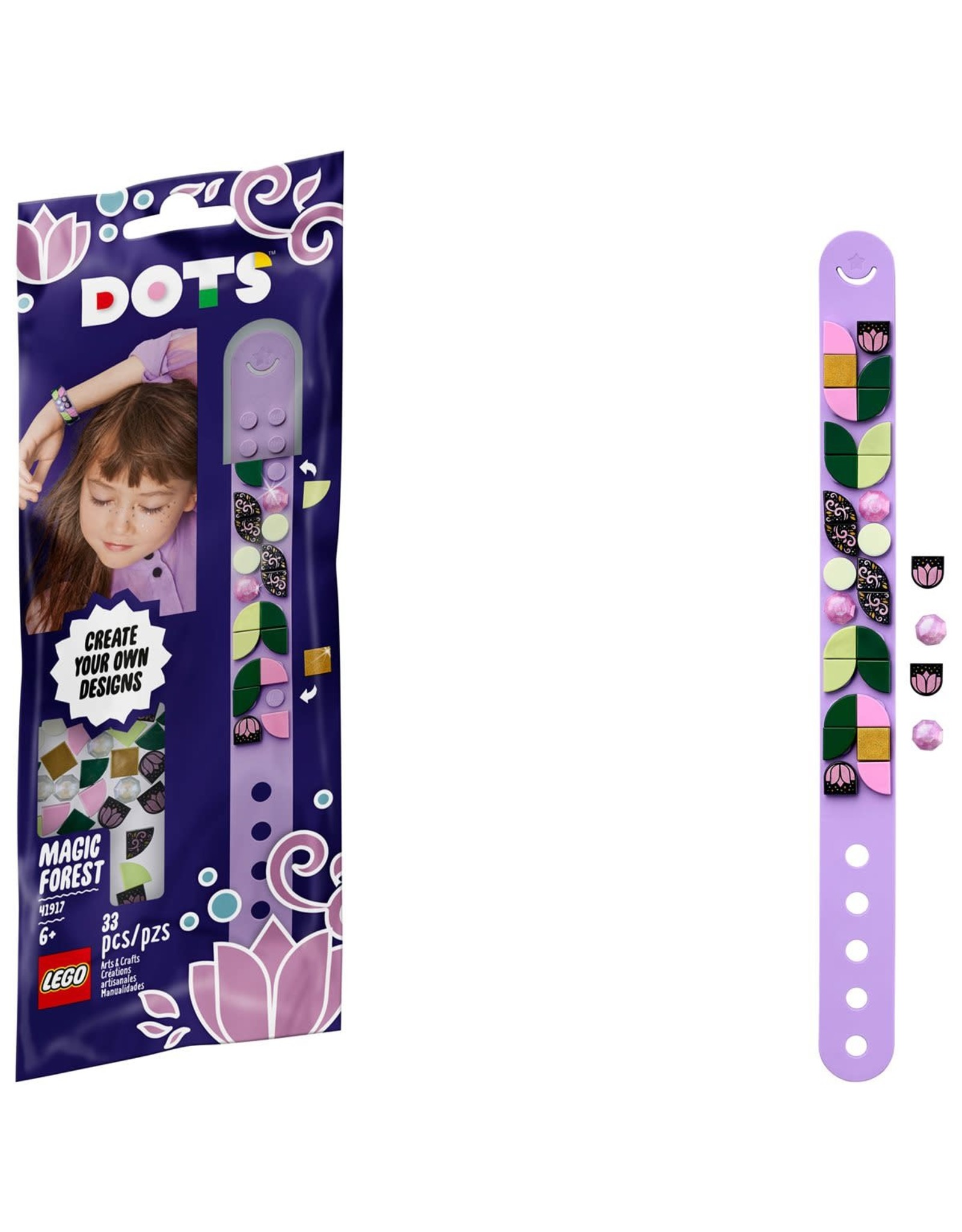 LEGO LEGO Dots, Magic Forest Bracelet