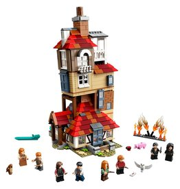 LEGO LEGO Harry Potter, Attack on the Burrow