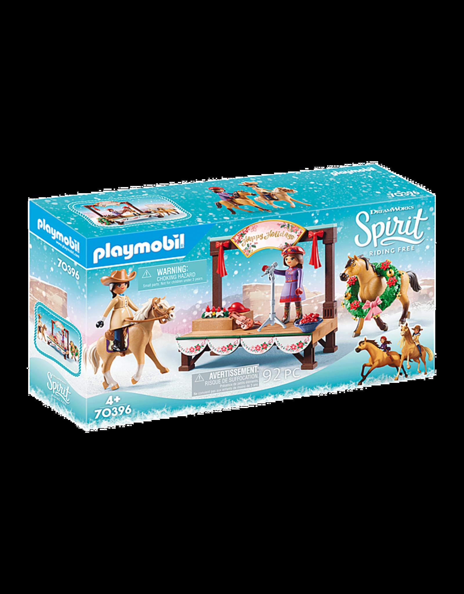 Playmobil Christmas Concert