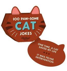 Wild & Wolf 100 Cat Jokes