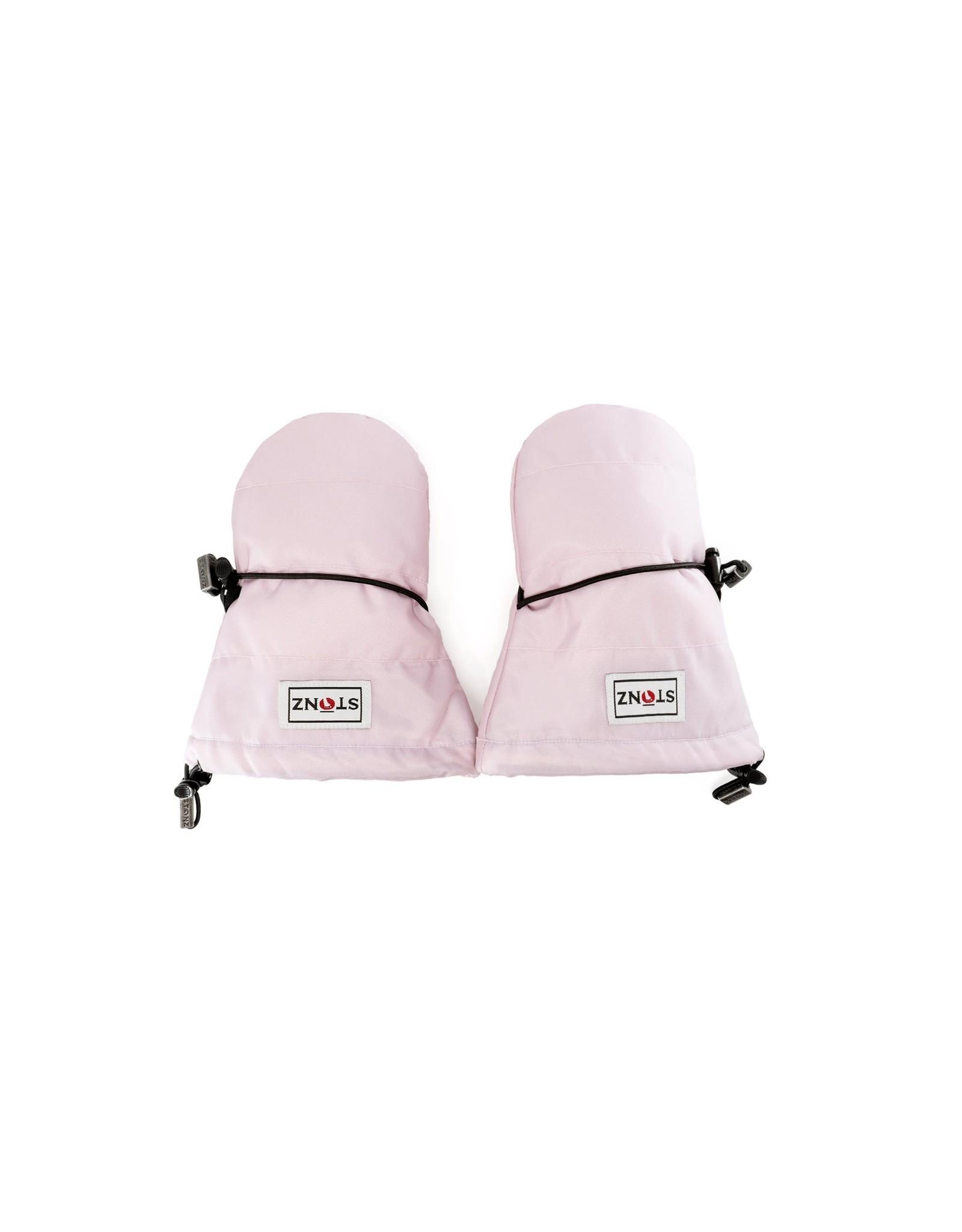 Stonz Stonz Waterproof Baby Mittz Haze Pink