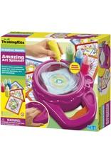 4M Thinking Kits, Amazing Art Spinner