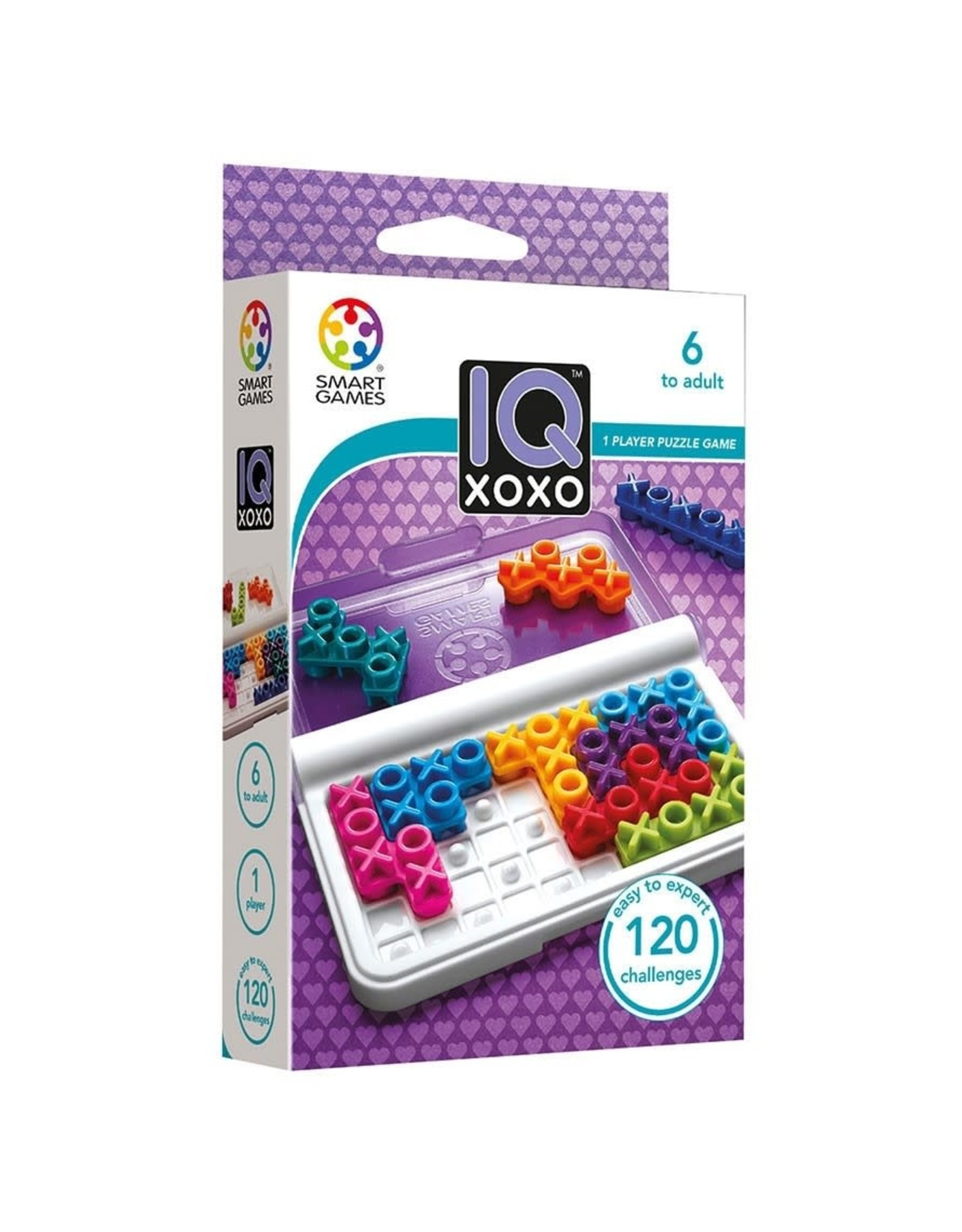 Smart Toys and Games IQ XOXO