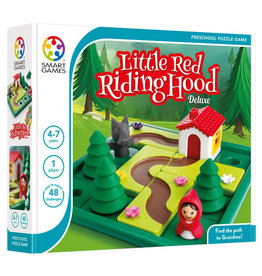 Smart Toys and Games Little Red Riding Hood, Deluxe