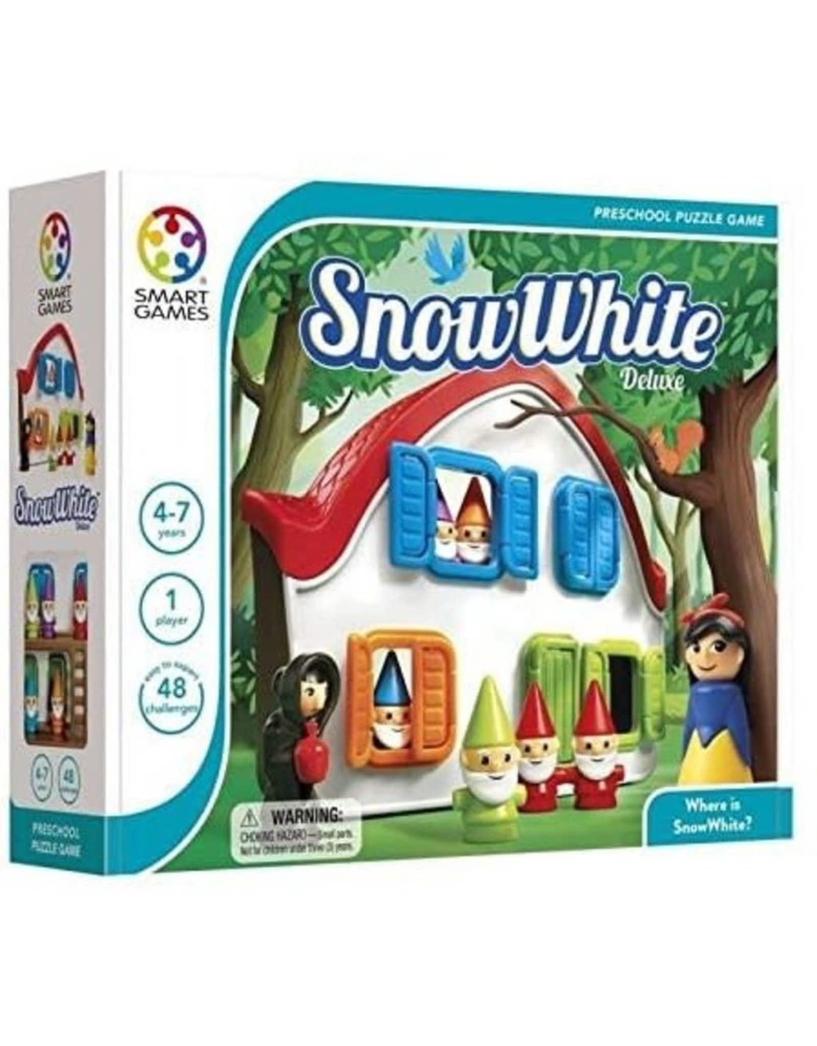 Smart Toys and Games Snow White