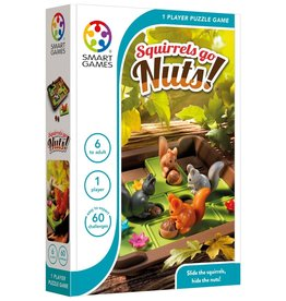 Smart Toys and Games Squirrels Go Nuts!