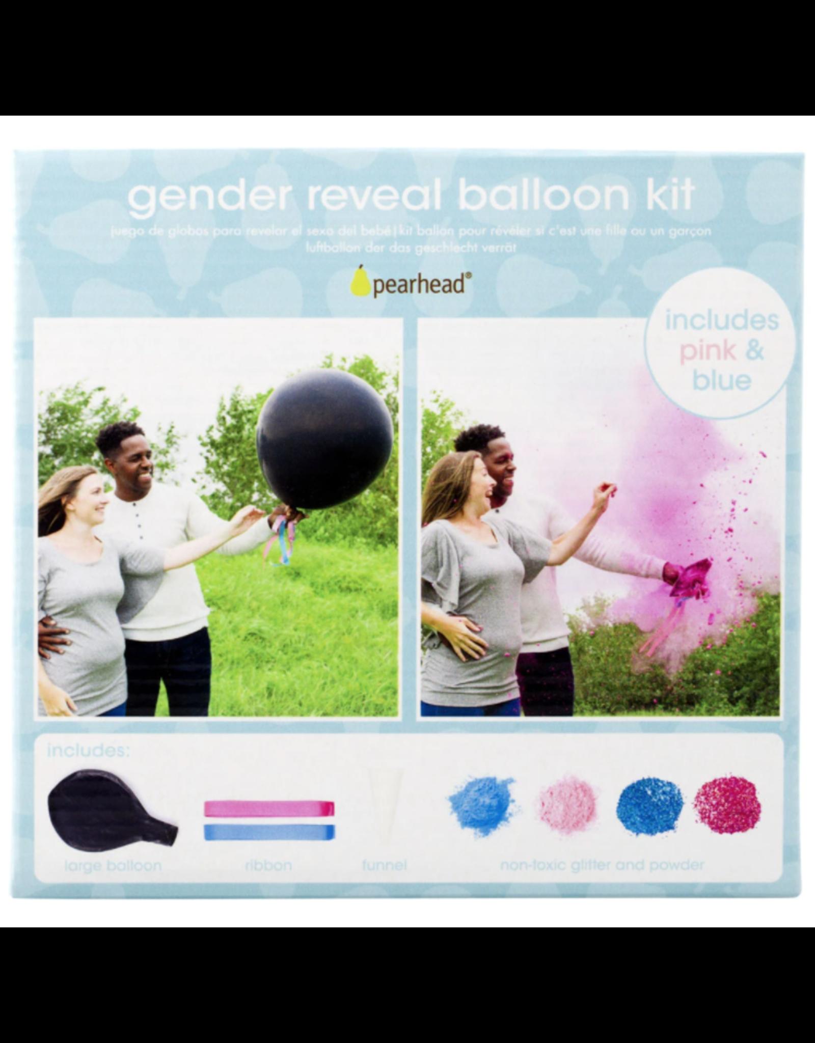Pearhead Gender Reveal Ballon Kit