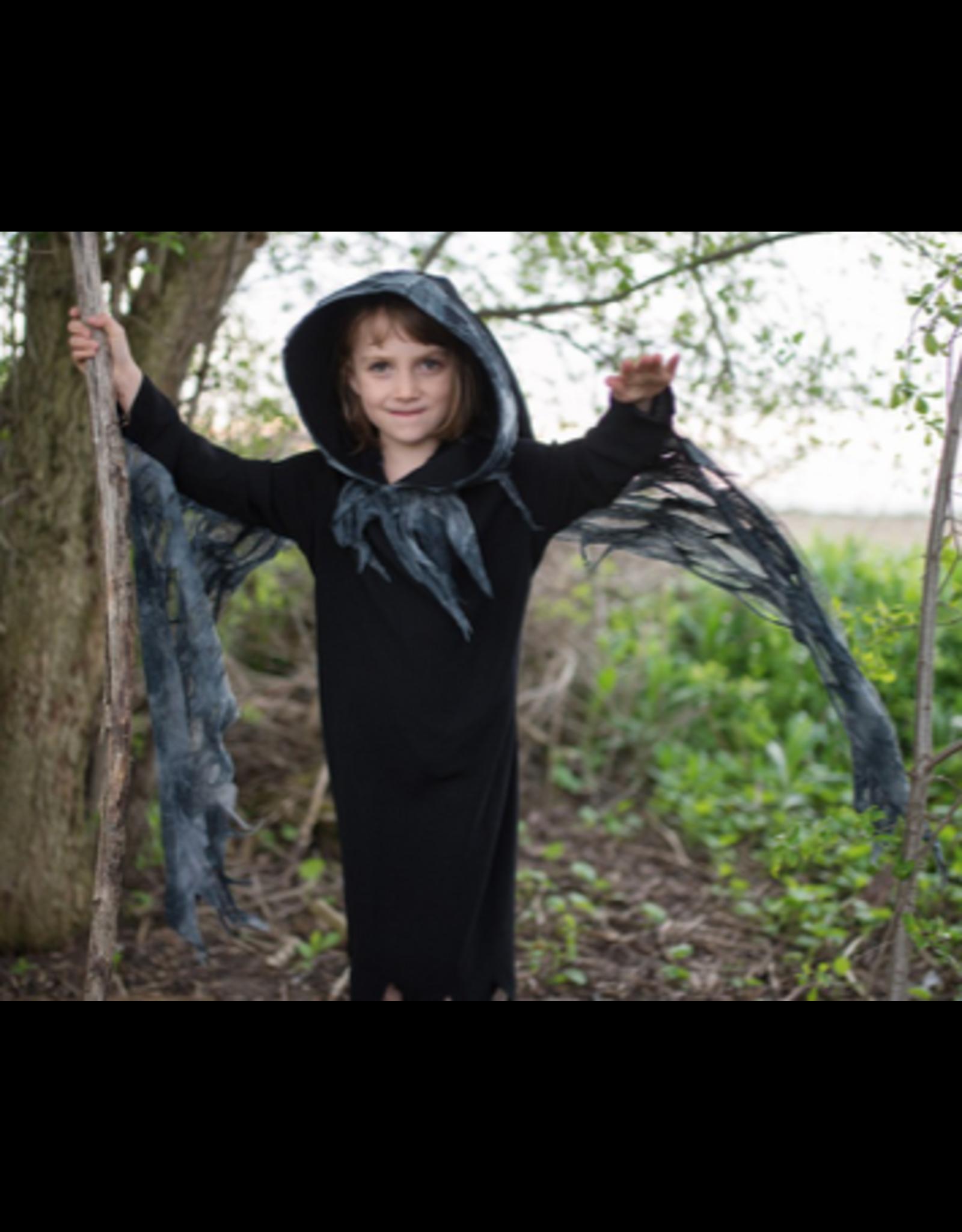 Great Pretenders Grim Reaper Cloak, Size 7-8