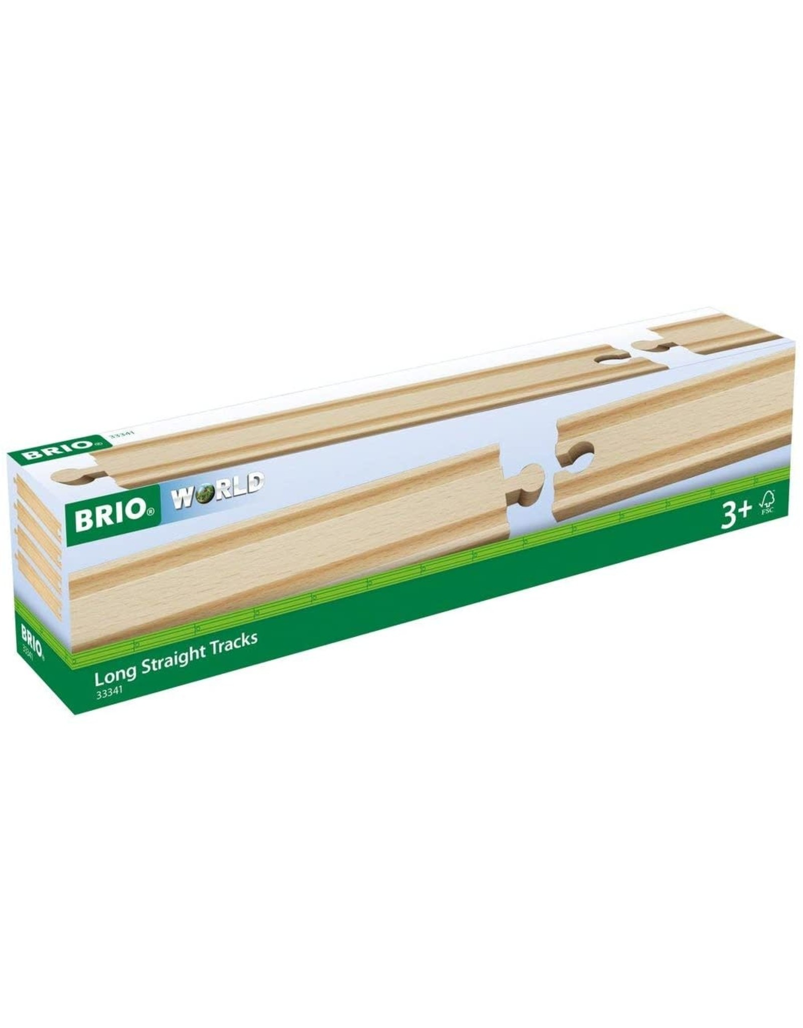 Brio Long Straight Tracks