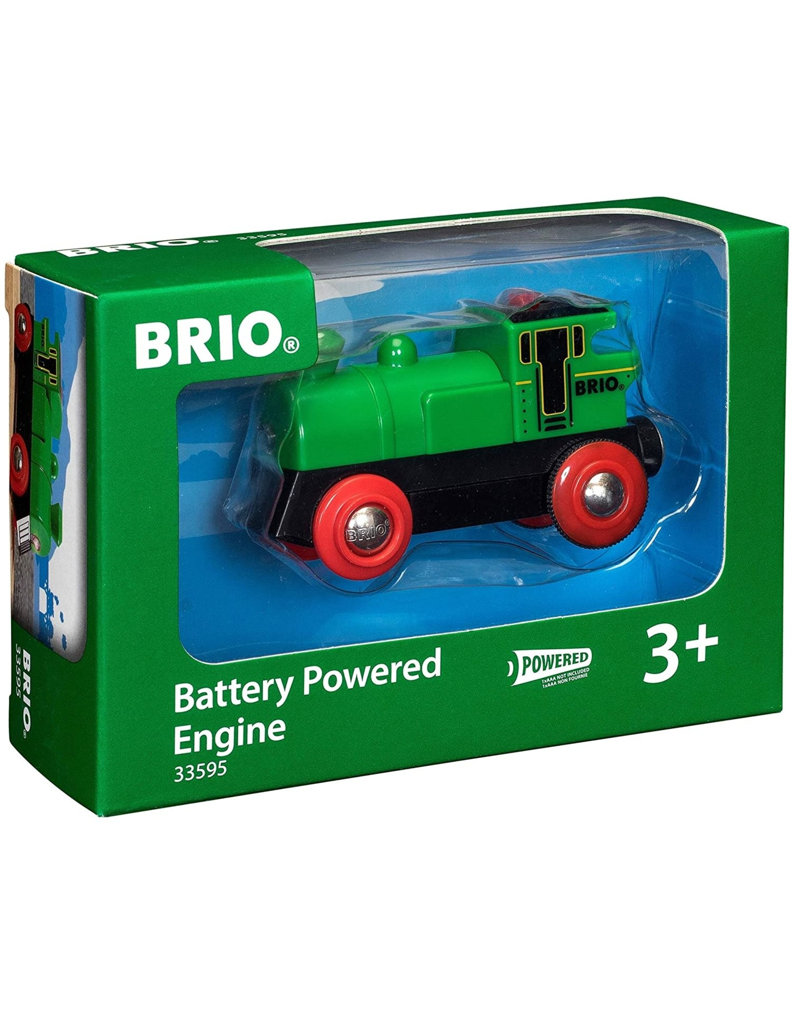 Brio Battery-Powered Engine