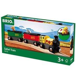 Brio Safari Train