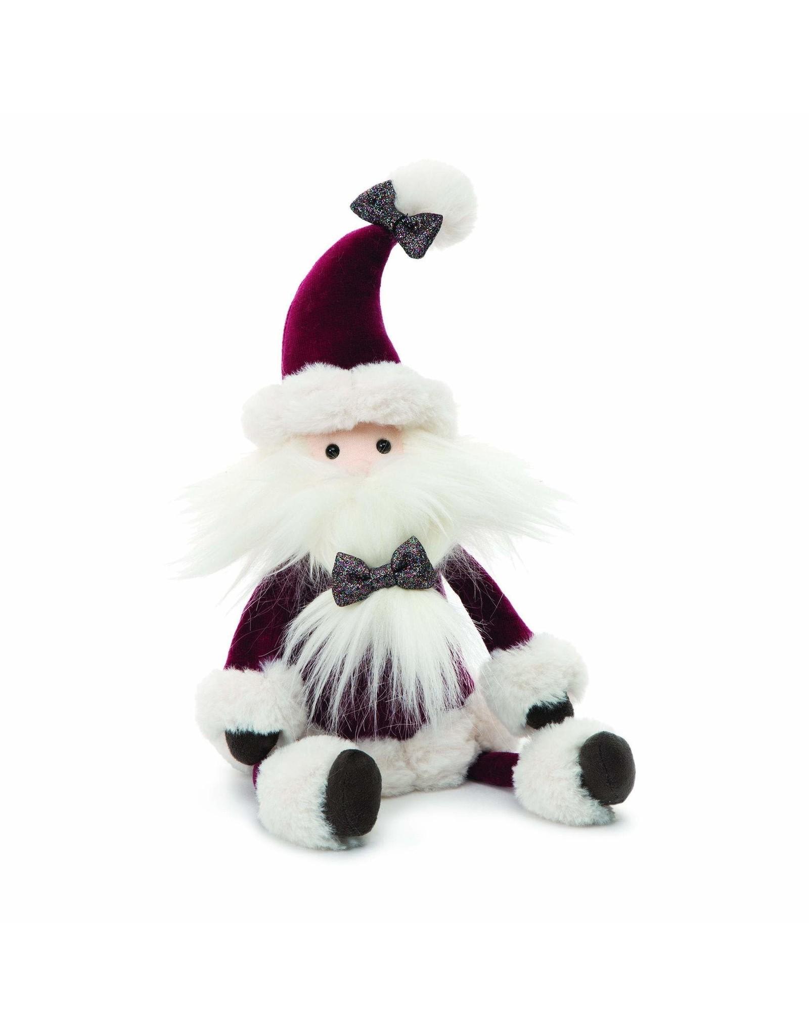 Jelly Cat Crimson Santa Medium