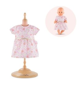 Corolle Pink Dress for 12-inch Baby Doll