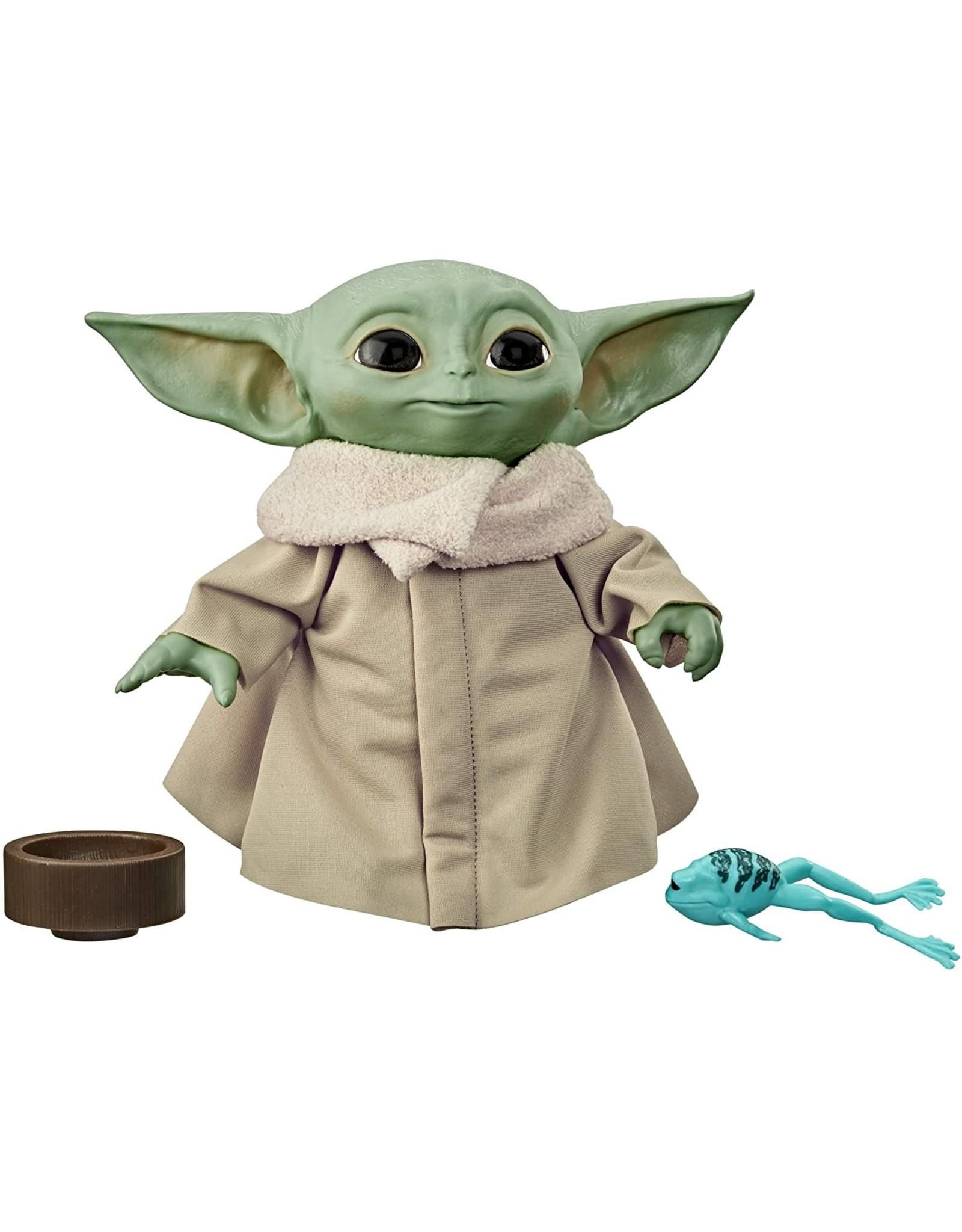 ACD Toys Star Wars, The Mandalorian, The Child Talking Plush
