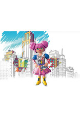 Playmobil Rosalee 'Comic World'
