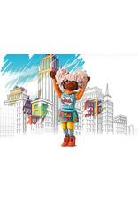 Playmobil Edwina 'Comic World'