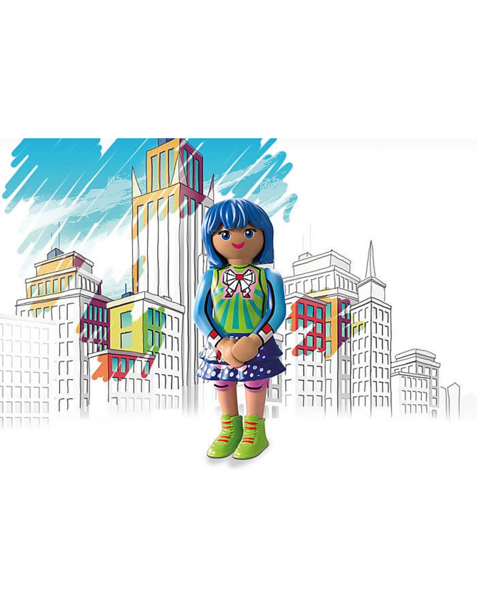Playmobil Clare 'Comic World'
