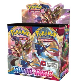 Pokemon Pokemon Sword & Shield Booster