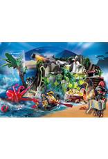 Playmobil Advent Calendar Pirate Cove Treasure Hunt for the Advent