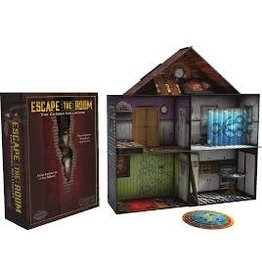 Think Fun Escape the Room: The Cursed Dollhouse