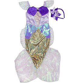 Great Pretenders Mermaid Dress & Headband