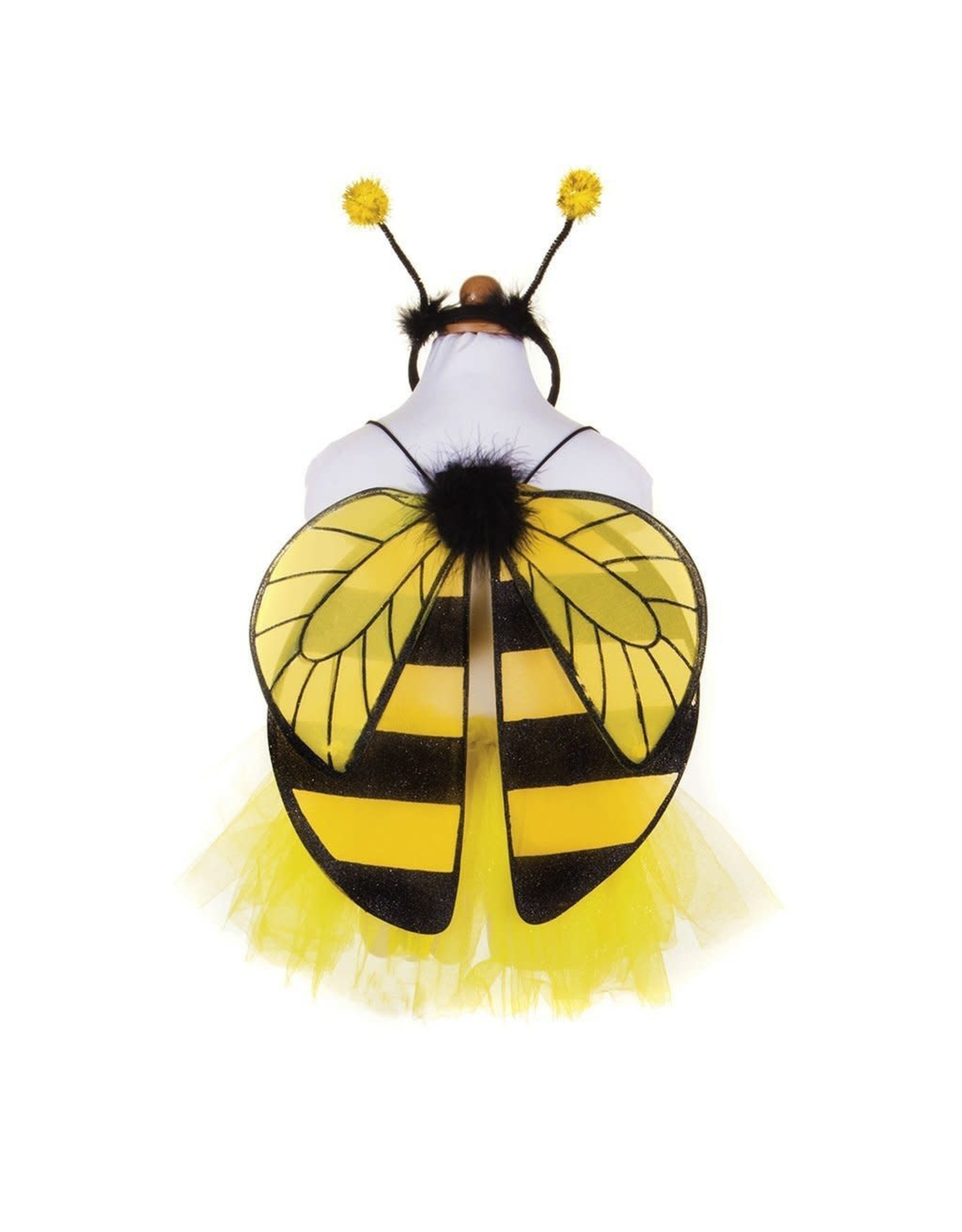 Great Pretenders Glitter Bumblebee Set, Size 4-6