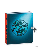 MindWare Top Secret Invisible Ink Diary