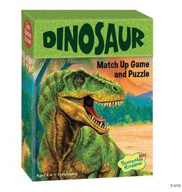 MindWare Dinosaur Match Up Game