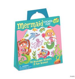 MindWare Mermaid Reusable Sicker Tote