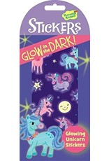 MindWare Unicorn Glow in the Dark Stickers