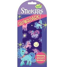 MindWare Unicorn Glow in the Dark Stickers