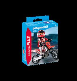 Playmobil Special Plus Motorcross Driver