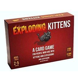 Exploding Kittens Exploding Kittens Card Game