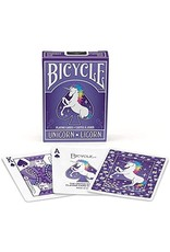 Bicycle Bicycle Unicorn Playing Cards
