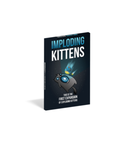Exploding Kittens Exploding Kittens: Imploding Kittens Card Game