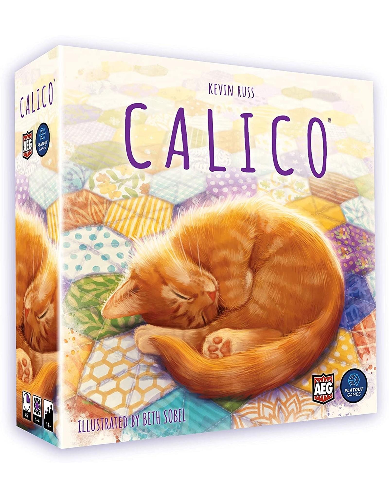 Universal Distribution Calico