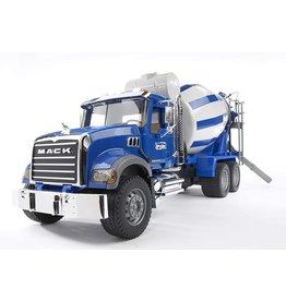 Bruder Toys America Inc MACK Granite Cement Mixer
