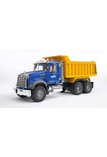 Bruder Toys America Inc MACK Granite Dump Truck