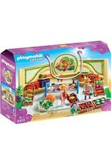 Playmobil City Life, Grocery Shop