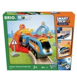 Brio Action Tunnel Circle Set
