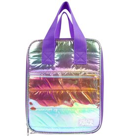Fashion Angels Lunch Tote Puffer Pastel Gradient