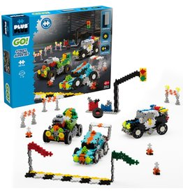 Plus-Plus Plus Plus Go! Street Racing Super Set