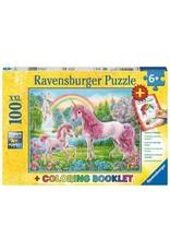 Ravensburger 100 pcs. Magical Unicorns Puzzle