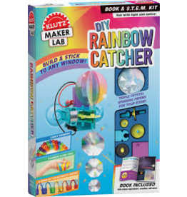 Klutz Klutz Maker Lab: Rainbow Catcher